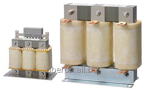 Купить Моторный дроссель OCL-0020-ELSC-EM35 0,35мГн 20А, для частотника 7,5кВт