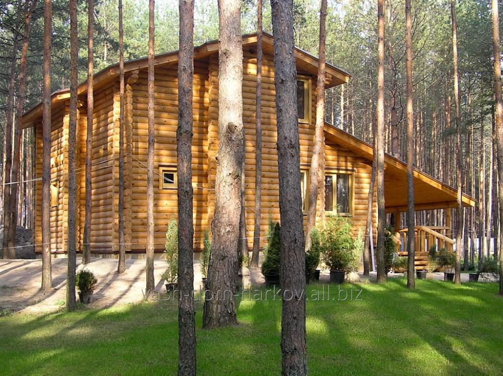 Дом деревянный 0015