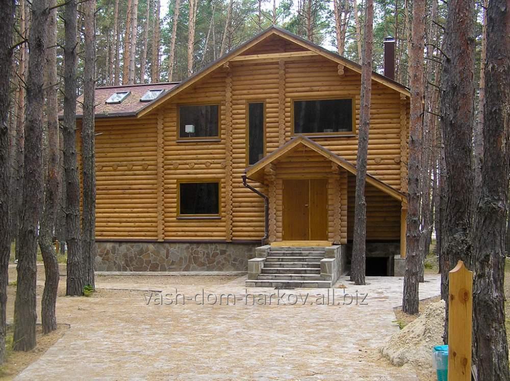 Дом деревянный 0017