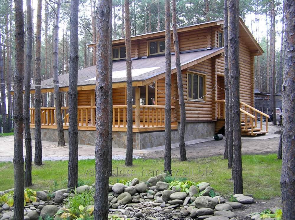 Дом деревянный 0018