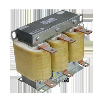 Купить Дроссель моторный OCL-0150-EISH-E47U для преобразователя частоты 55кВт, 150А