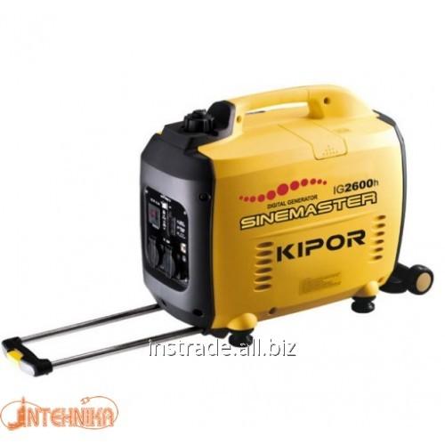 Invertor Kipor IG2600h generator