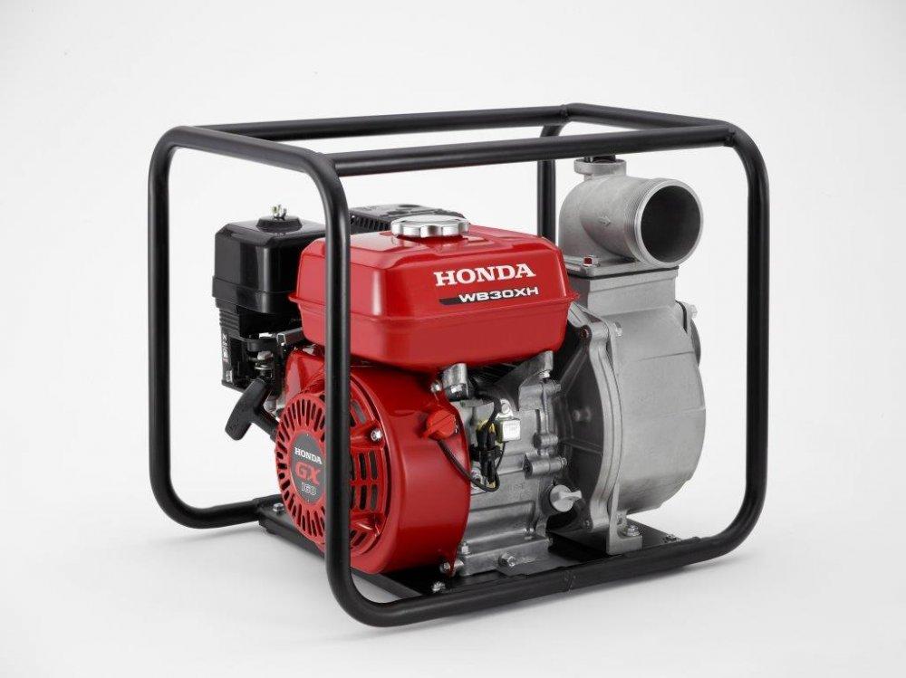 Мотопомпы HONDA для воды WB30.