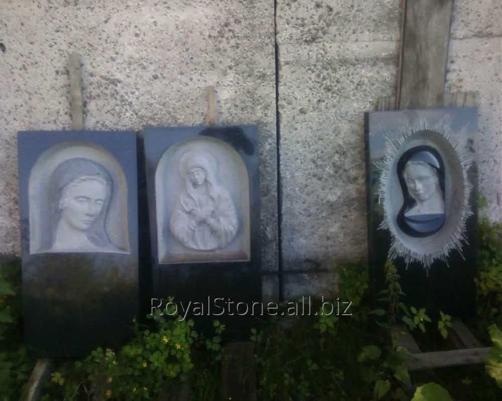 Надгробие Каменное 3d изображение