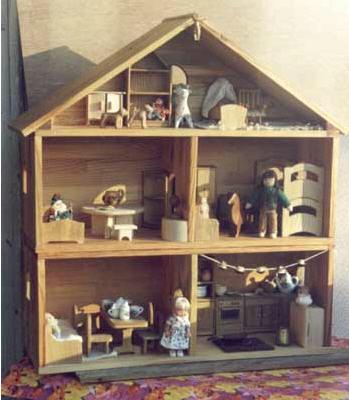 Все для кукол одежда мебель