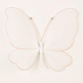 Бабочка Новогодняя Большая модель  NNN003