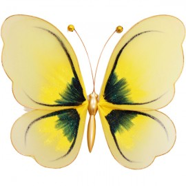 Украшение для штор Бабочка Средняя -150*180 С Магнитом модель  A00029