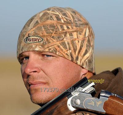Шапка охотничья Avery Windproof Fleece Skull Cap