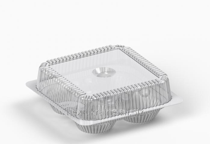 Тортовая упаковка IT-411 для пирожных