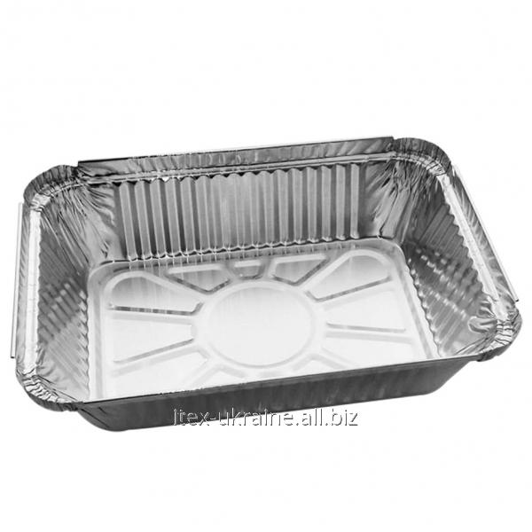 Алюминиевая упаковка AUO214