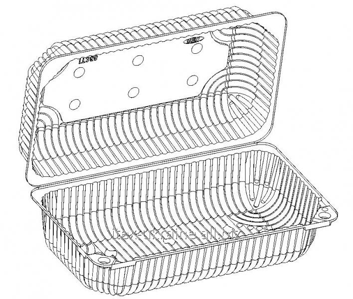 Упаковка для фруктов IT-356П