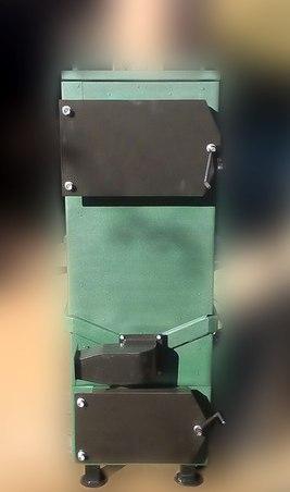 Твердотопливные стальные (пиролизные) котлы газогенераторного типа
