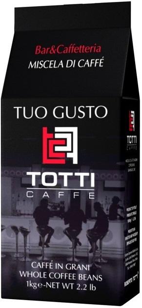 Купить Кофе в зернах Totti Caffe Tuo Gusto