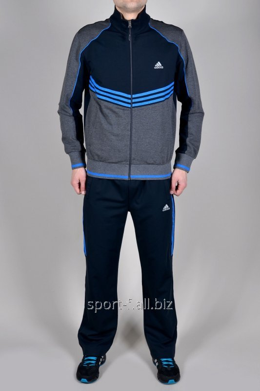 Спортивный костюм Adidas мужской с логотипом