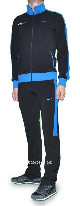 Спортивный костюм Nike Athletic dept черный