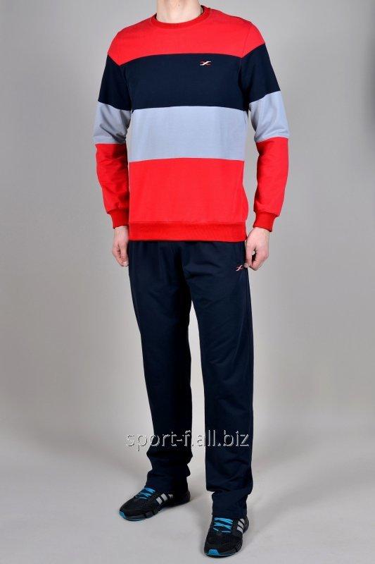 Спортивный костюм MXC красно-синий