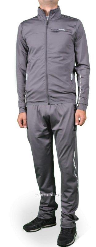 Купить Спортивный костюм Adidas Porsche Design светло-серый