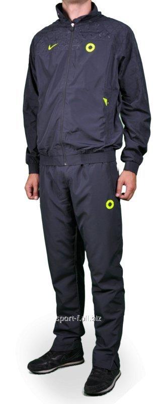 Спортивный костюм Nike T 90 серый