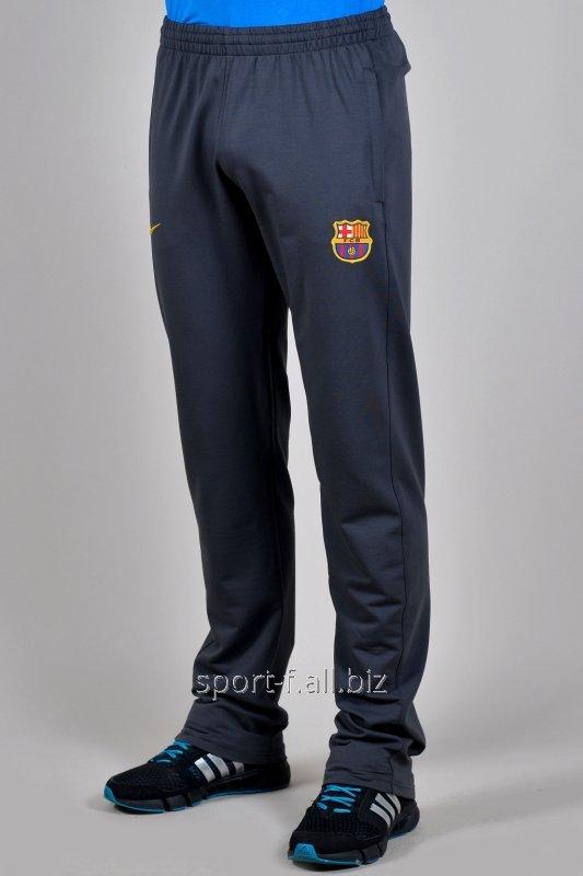 Брюки спортивные Nike Barcelona серые