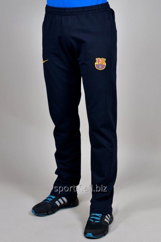 Брюки спортивные Nike Barcelona темно-синие