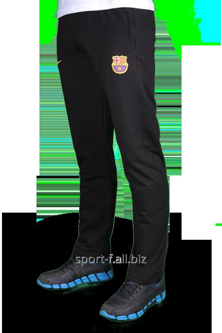 Брюки спортивные Nike Barcelona черные
