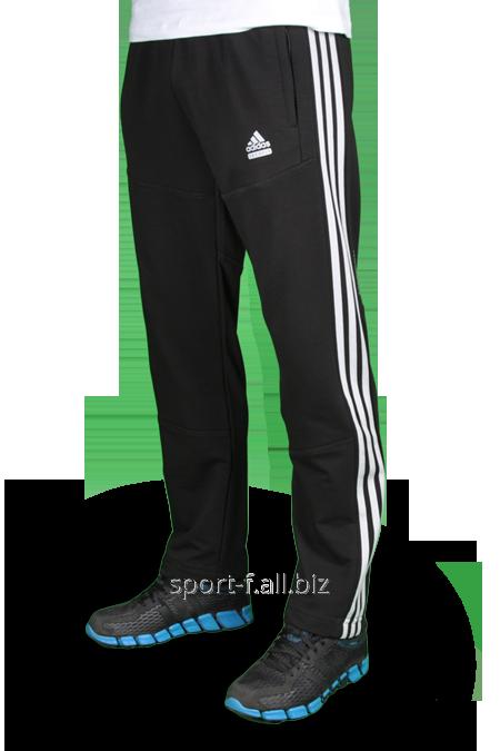 Купить Брюки спортивные Adidas Klassik черные