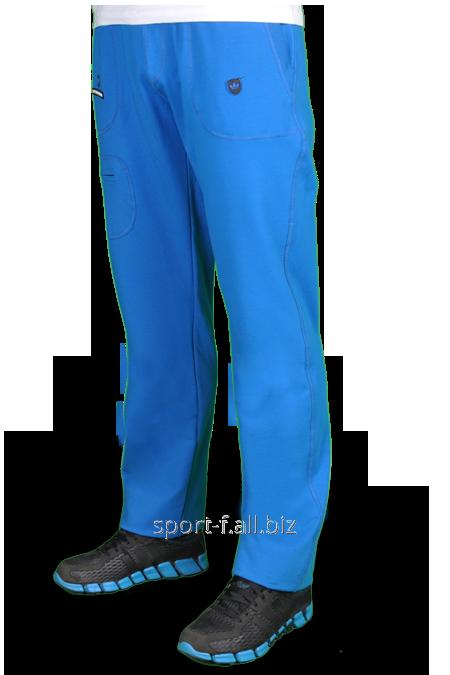 Брюки спортивные Adidas Porsche Design синий