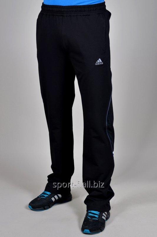 Брюки спортивные Adidas черный