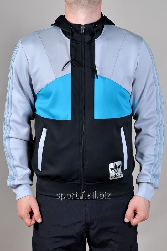 Мастерка Adidas мужская разноцветная
