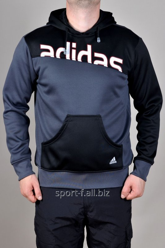 Мастерка Adidas мужская  с карманами