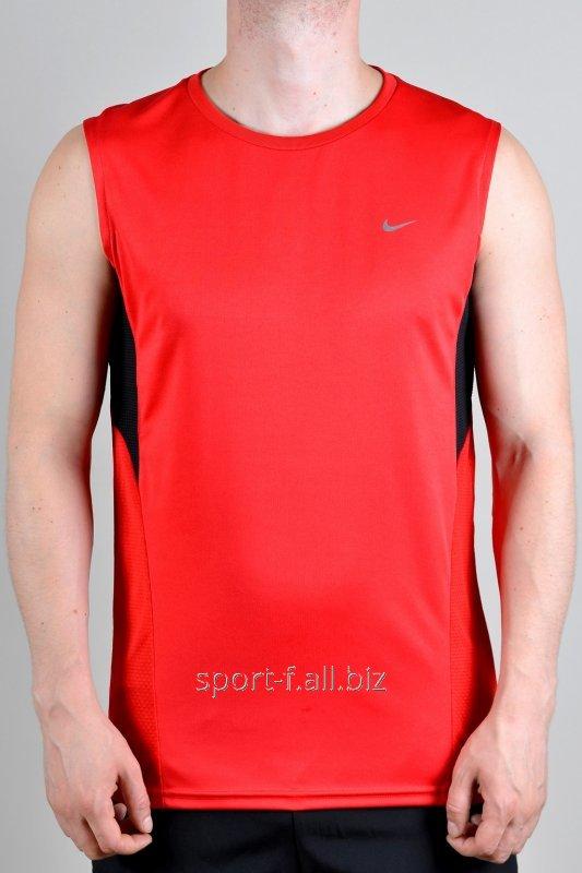 Безрукавка Nike красная