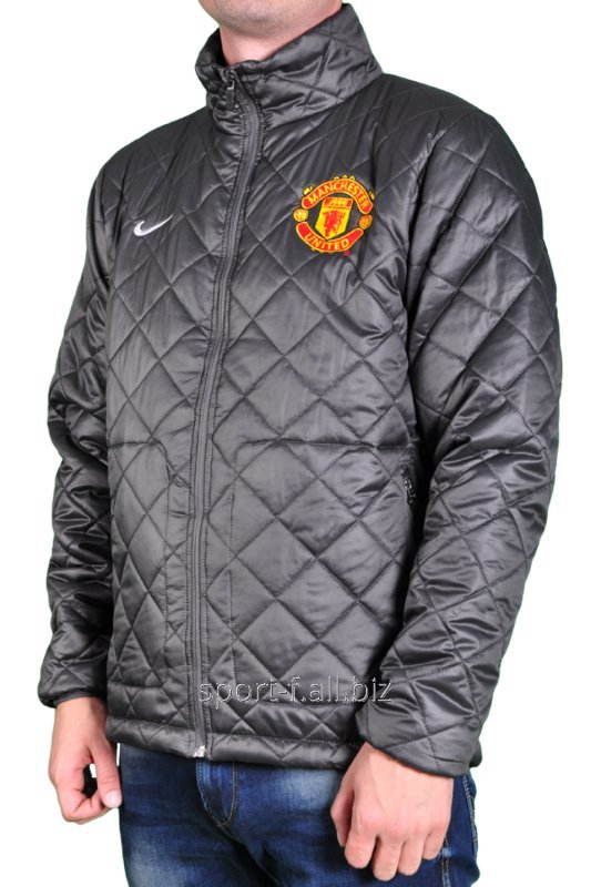 Ветровка Nike Manchester United серая
