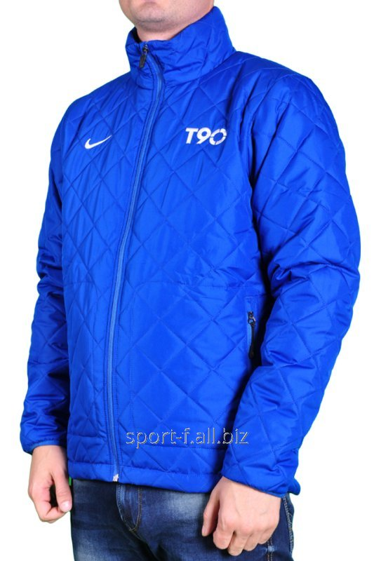 Ветровка Nike T90 голубой