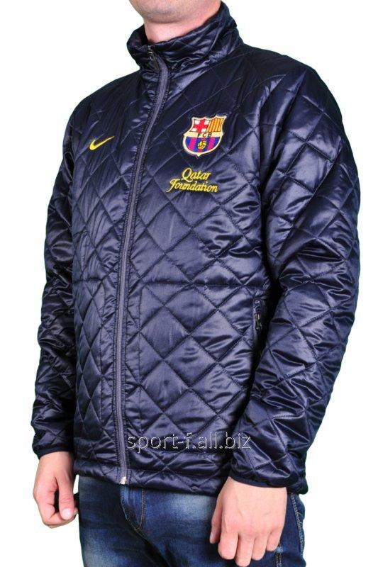 Ветровка Nike Barcelona черная