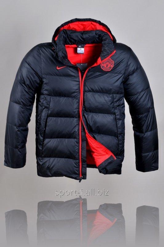 Пуховик Nike Manchester United.