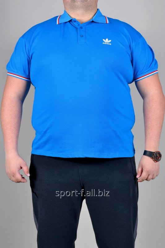 Футболка Adidas батал