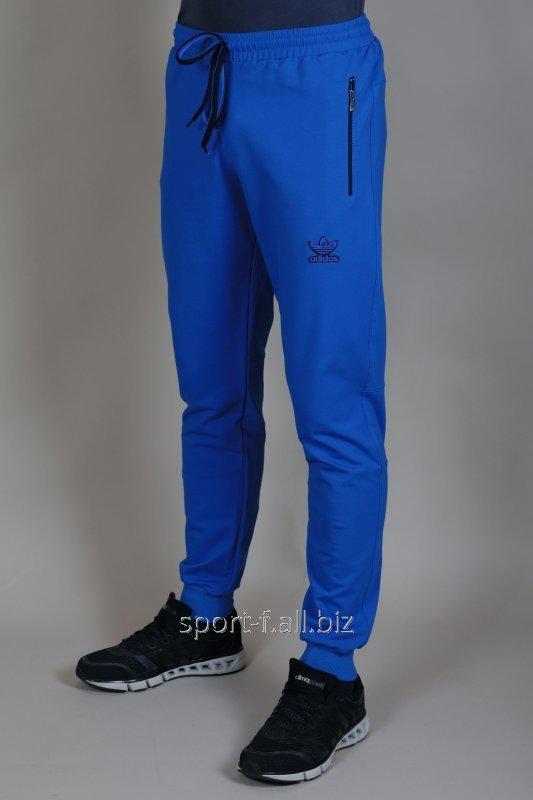 Спортивные брюки Adidas на манжете