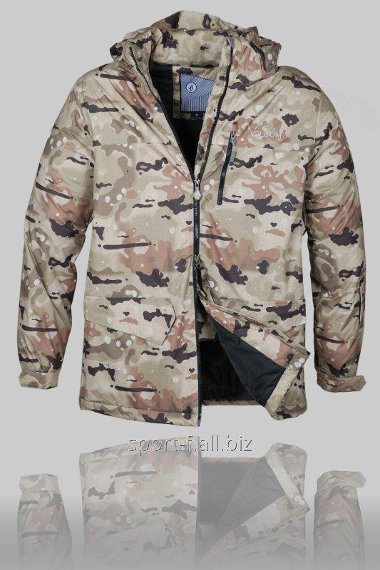 Зимняя горнолыжная куртка Volcom