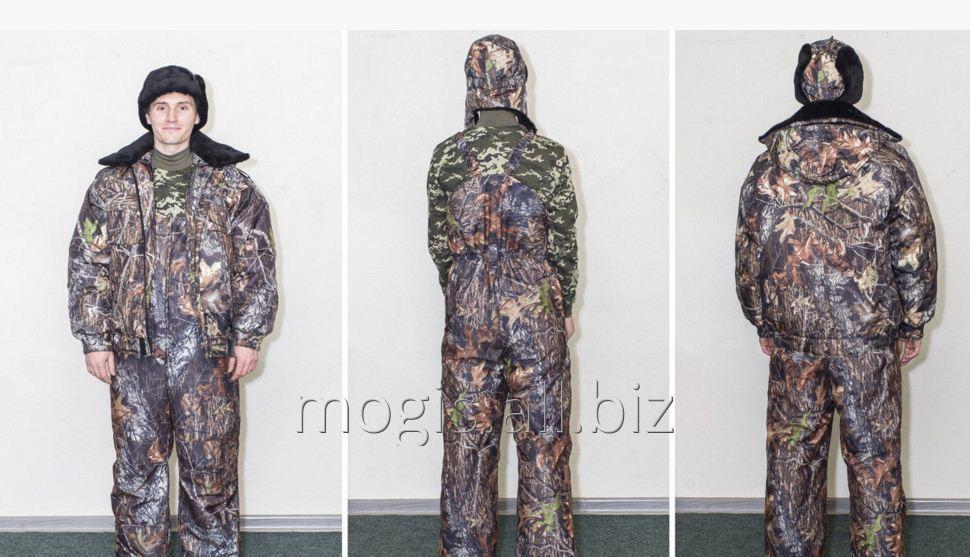 Костюм утепленный Барс Куртка и полукомбинезон