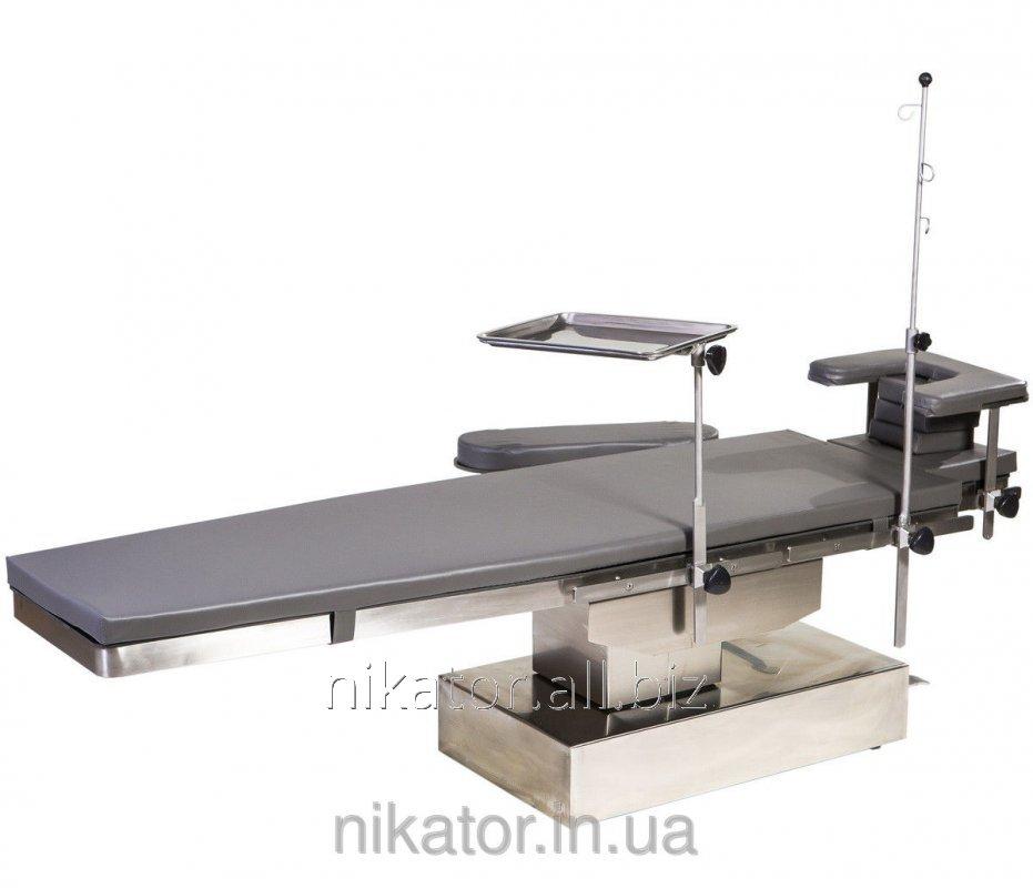 Стол операционный гидравлический ЕТ 200 (Офтальмологический)