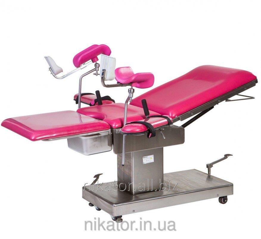 Стол операционный акушерский МТ400В  гидравлический для родовспоможения