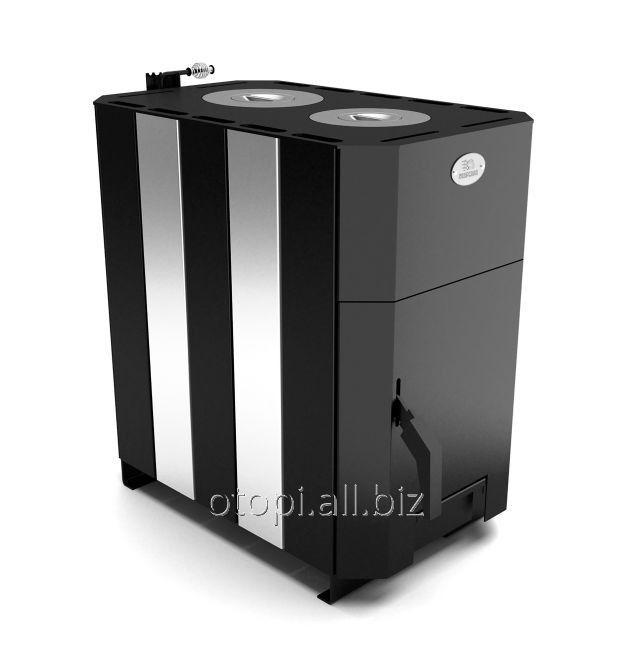 """Buy Heating and cooking furnace Novoslav POV-100 (2K) """"Ognev"""" two komforka"""