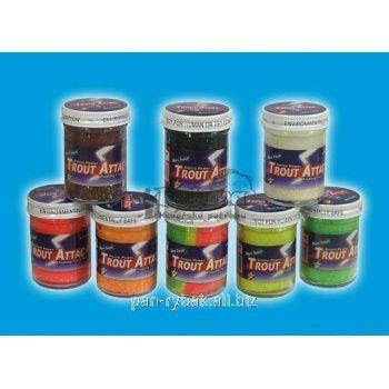 Trout Attac, 50g, Green Flash 100522