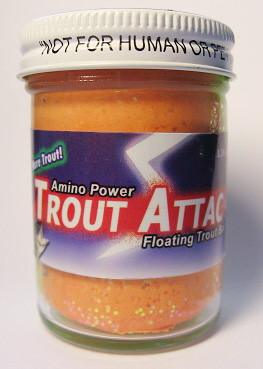 Trout Attac, 50g, Black Flash 100545
