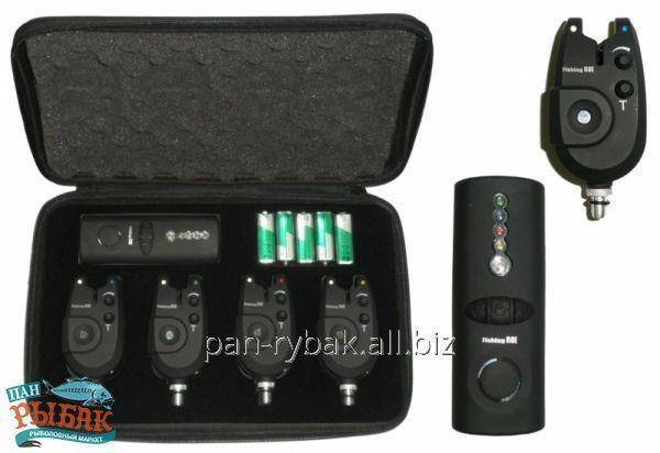 Набор сигнализаторов с пейджером (4+1) FA02-4
