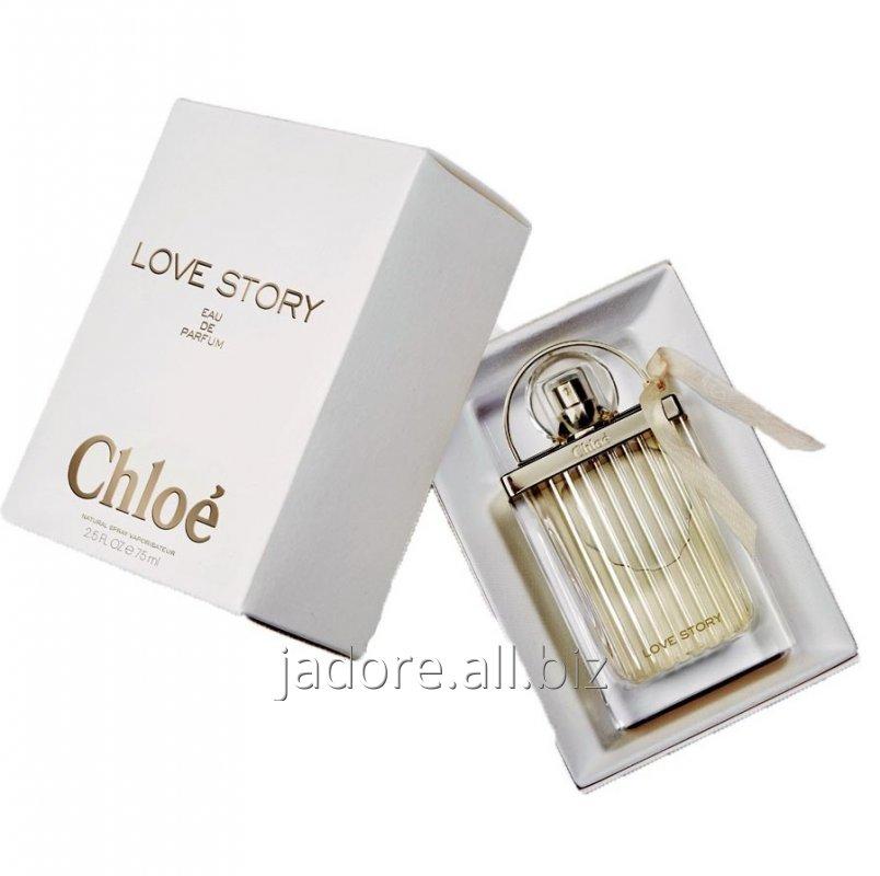 Купить Женская парфюмированная вода Chloe Love Story