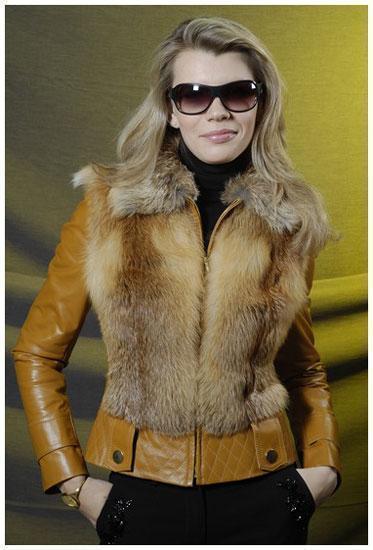 Хутряний зимовий одяг для жінок купити в Київ 58fc05bda7457