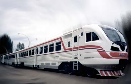 Дизель-поезд ДЭЛ-02