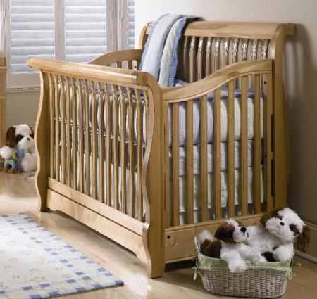 эскизы детских кроваток: