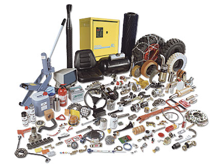 Запасные части к погрузчикам Toyota, Komatsu, Mitsubishi, Hyster, Yale и др, купить, цена в Украине